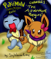 .:PMD COMIC:. Chapter 1 Cover by SkyWarriorKirby