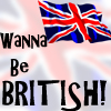 WANNA BE BRITISH by crazyinksplatter