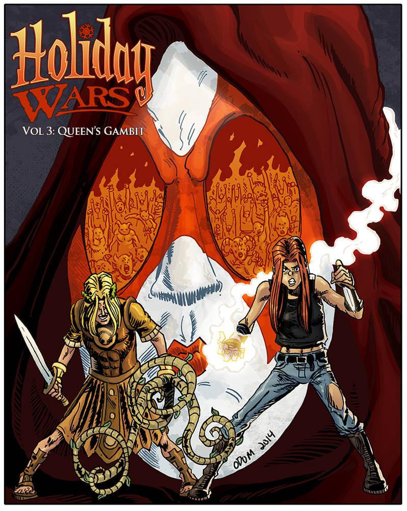 Holiday Wars Season 3 by MichaelOdomArt