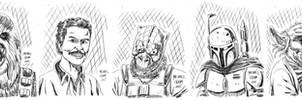 Daily Doodles Star Wars 2