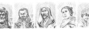 Daily Doodles Star Wars 3