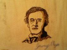 Richard Wagner - Wood Burning