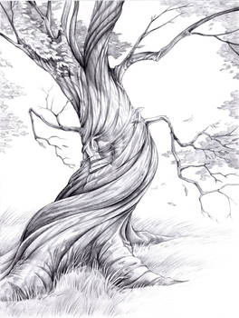 The Grieving Tree