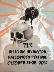Halloween poster Contest by bookstoresue