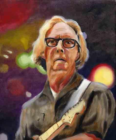 Clapton by Bartsartny