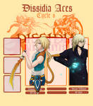 Dissidia Aces : C6 by cece-pha