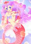 Pastel Magic Mermaid