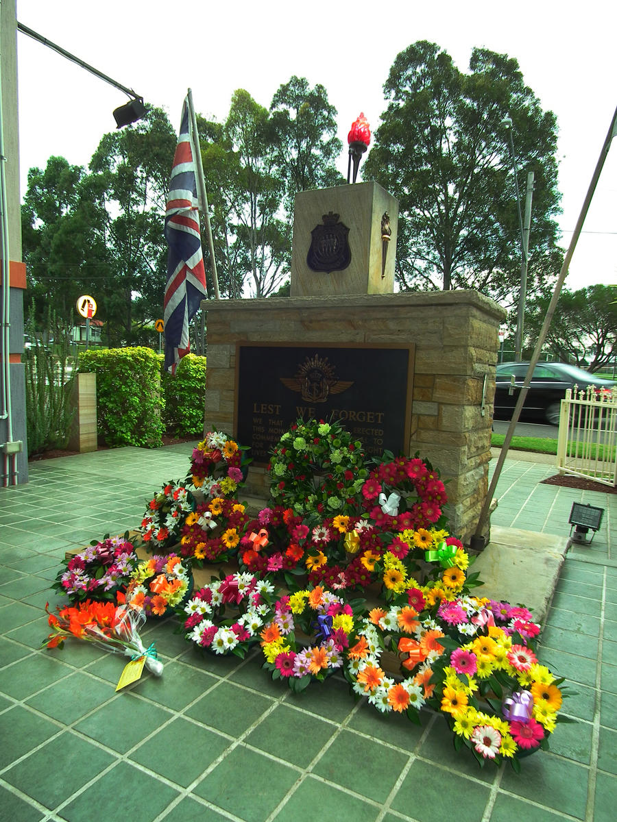 ANZAC Day - Memorial by BrendanR85