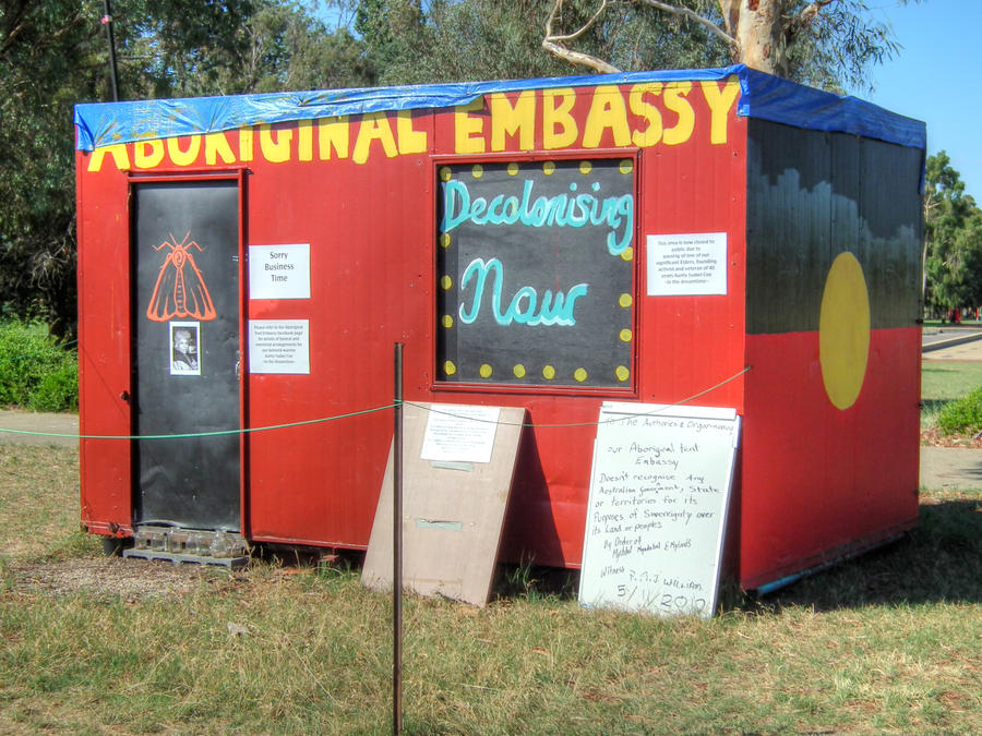 Aboriginal Tent Embassy by BrendanR85 ... & Aboriginal Tent Embassy by BrendanR85 on DeviantArt