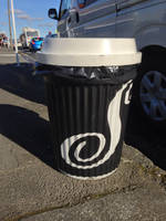 This coffee tastes like trash by BrendanR85