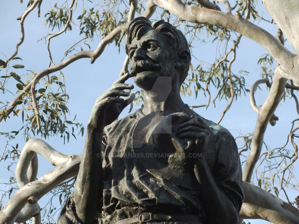 Australia's Greatest Writer by BrendanR85