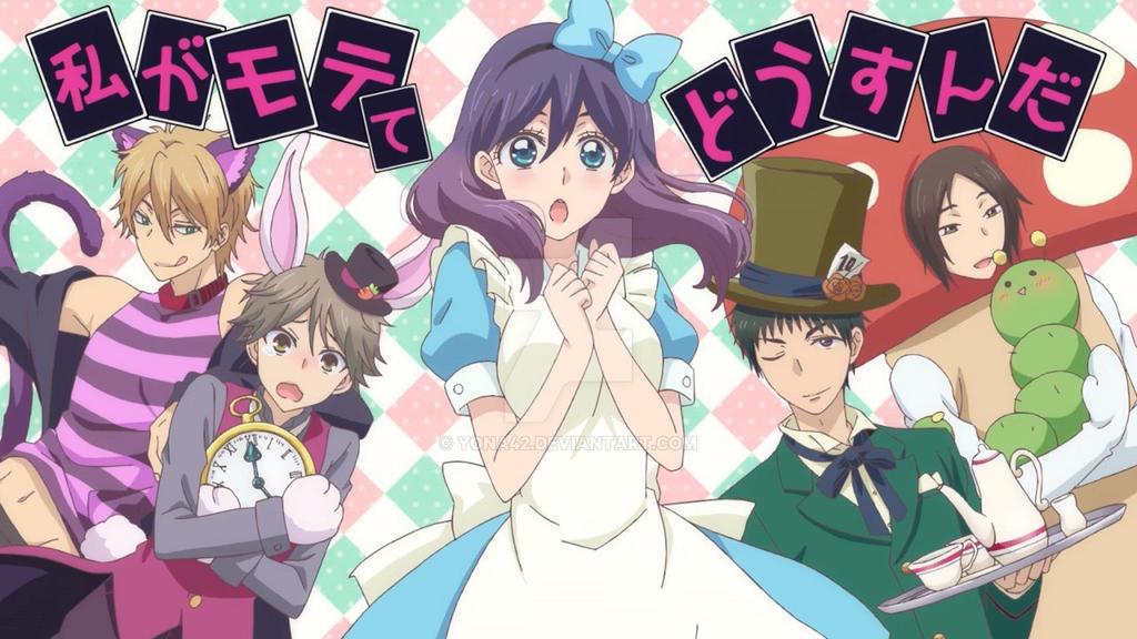 watashi ga motete dousunda by yona42 dar9of4 - Watashi ga Motete Dousunda Tanıtım ve İnceleme!! - Figurex Anime Tanıtımları