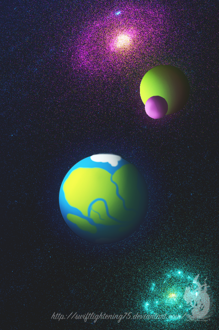 Hybirthia planet by SwiftLightening75