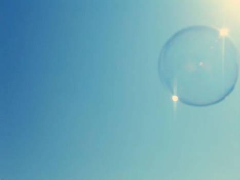 the soap bubble