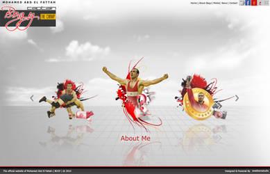 ewebbers studio BOGY website