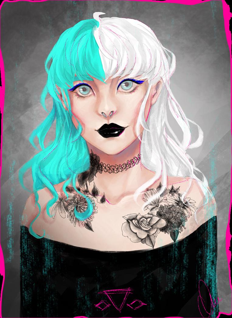 Tallulah by SatoElrine