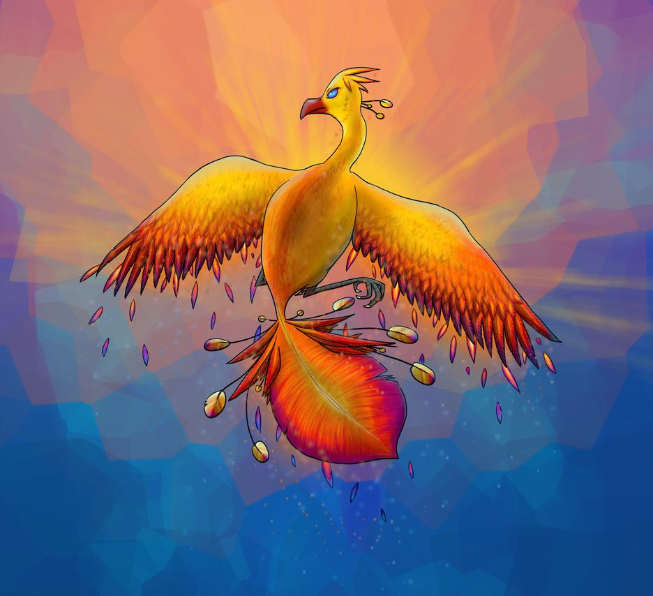 Phoenix by Maki-Tak