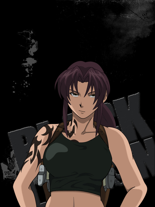 Revy again by jerremy7...