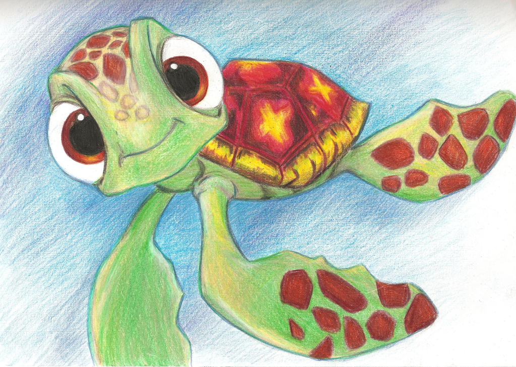 Squirt From Finding Nemo D By Blackrosexox On Deviantart-4711