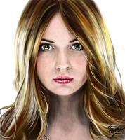 Amelia Pond by BlackRoseXOX