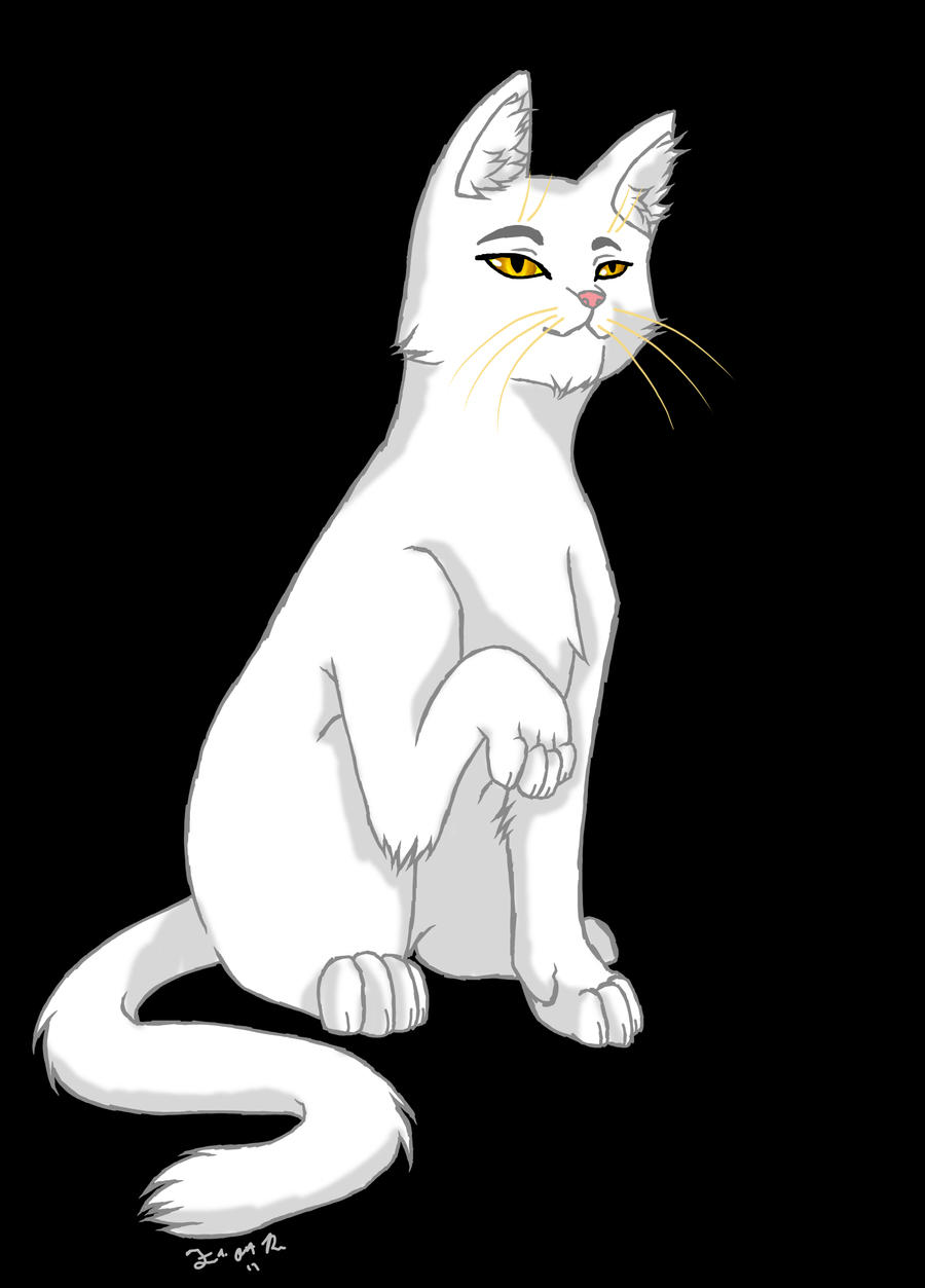 картинки котов воителей белолапка сериале