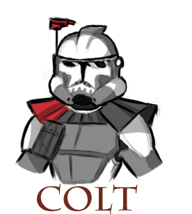 "ARC Trooper ""Colt"" by KingofUndrock"