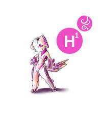 Hydrogen 1 by KingofUndrock