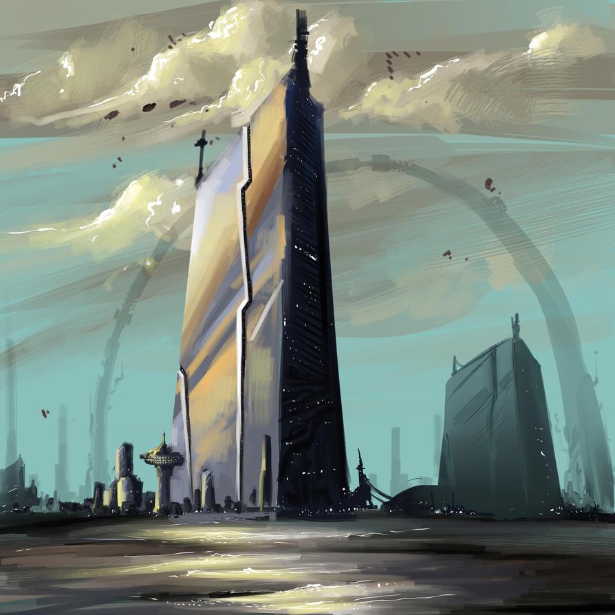 City-2 by KingofUndrock