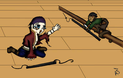 Mojo asalta a perromuerto... by 3vil-Aru