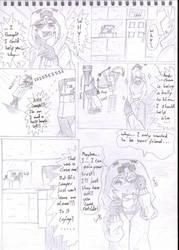 Minecraft Manga (Mob Talker Series) Story 3 by KgElitez