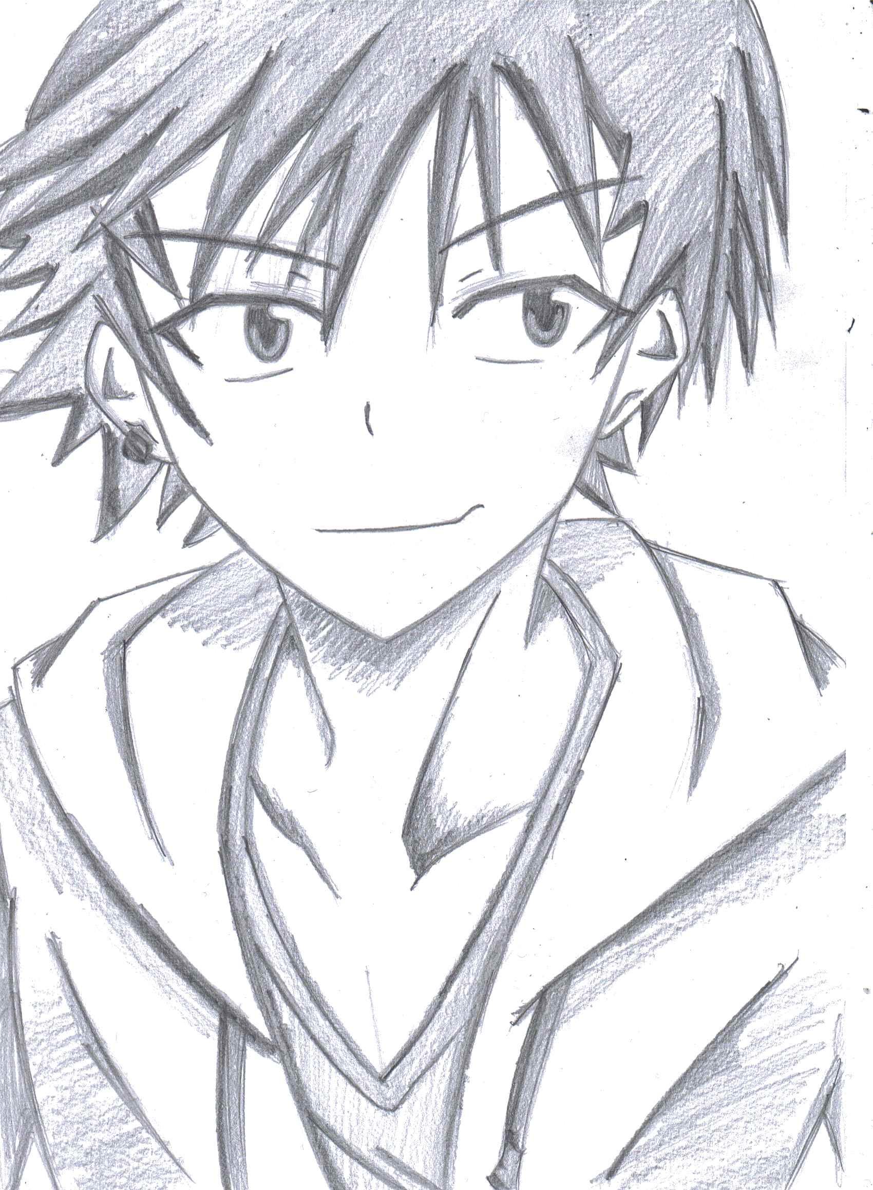 Manga Practice Drawing by KgElitez on DeviantArt