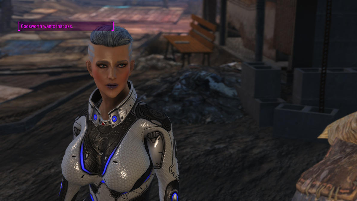 my fallout 4 character - valkyrie aquilakgelitez on deviantart