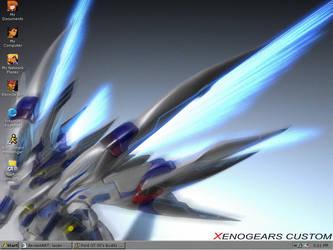Xenogears Desktop by lacan