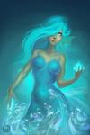 Deep-sea siren