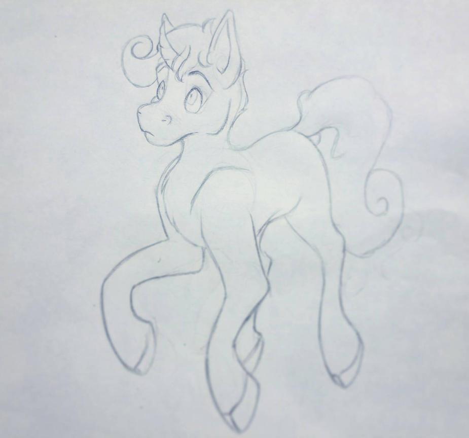 Unicorn??? by Keethryn