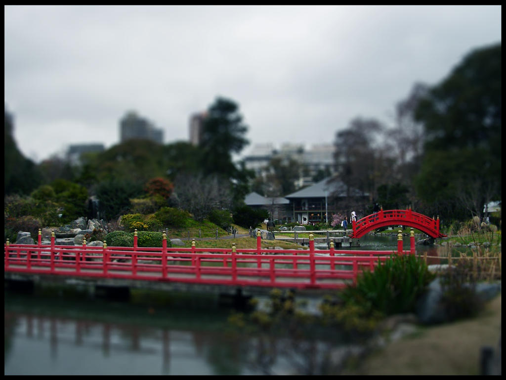 Tiny japanese garden by spawnv2 on deviantart for Little japanese garden