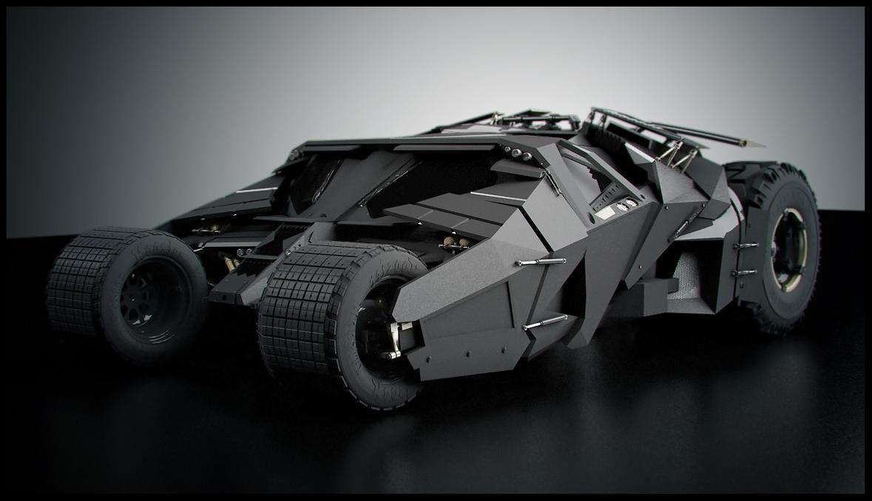 Buy Batman Tumbler Car