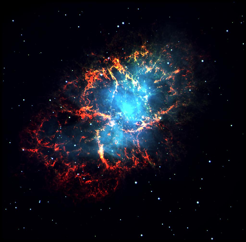 crab nebula m1-#19