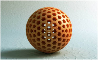 Buckminster Sphere II