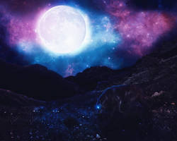 When only the Moon Howls