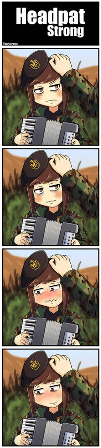 Serbia Strong: Headpat is a God