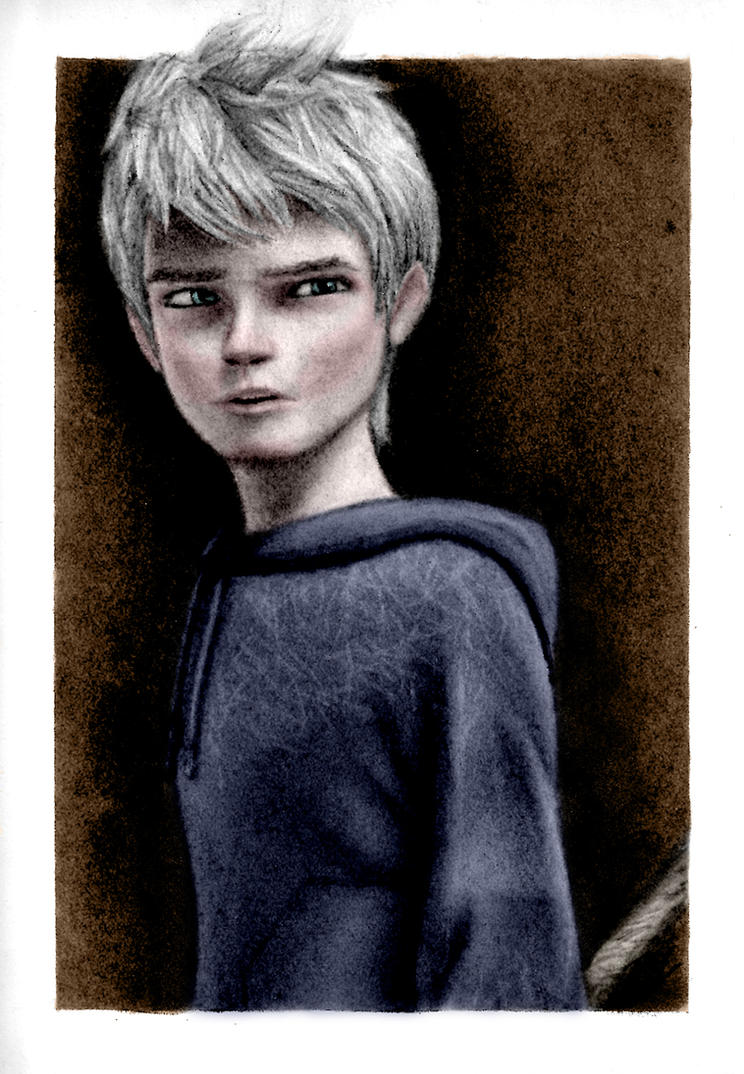 Jack Frost in Color by VelleVette
