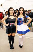 Darth Vader and R2D2 - lolitas by dashcosplay