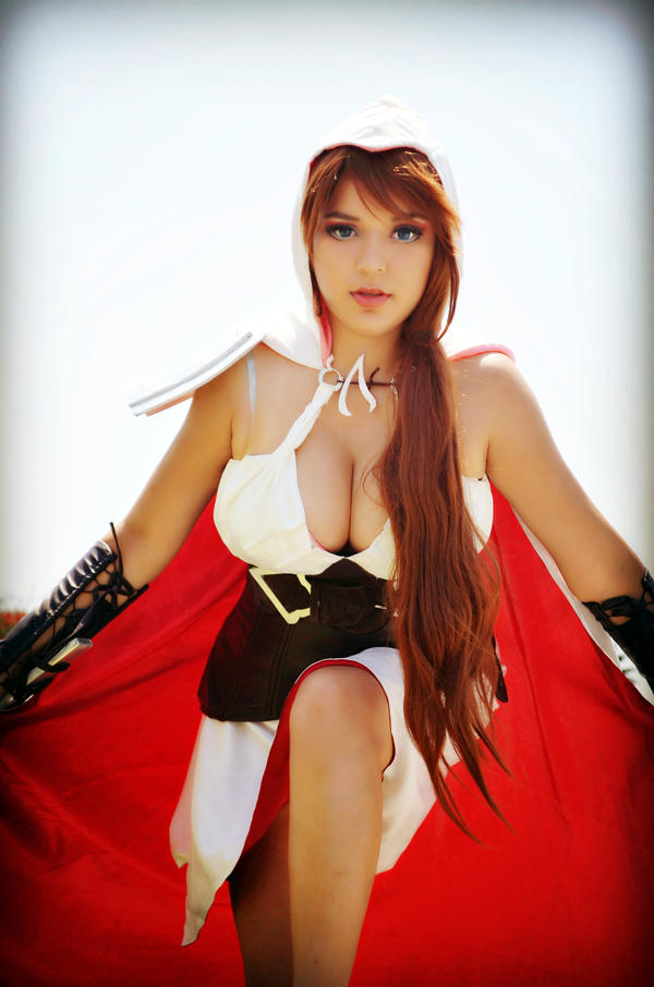 Ezio-assassins Lucy (8) by dashcosplay