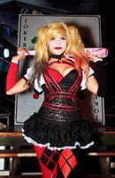 Aoi Harley Arknight (3) by dashcosplay