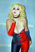Harley-arkhamcity (3) by dashcosplay