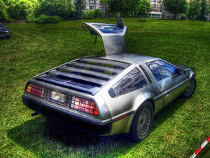 Lets Go Back to the Future HDR