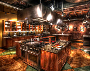 My Kitchen HDR