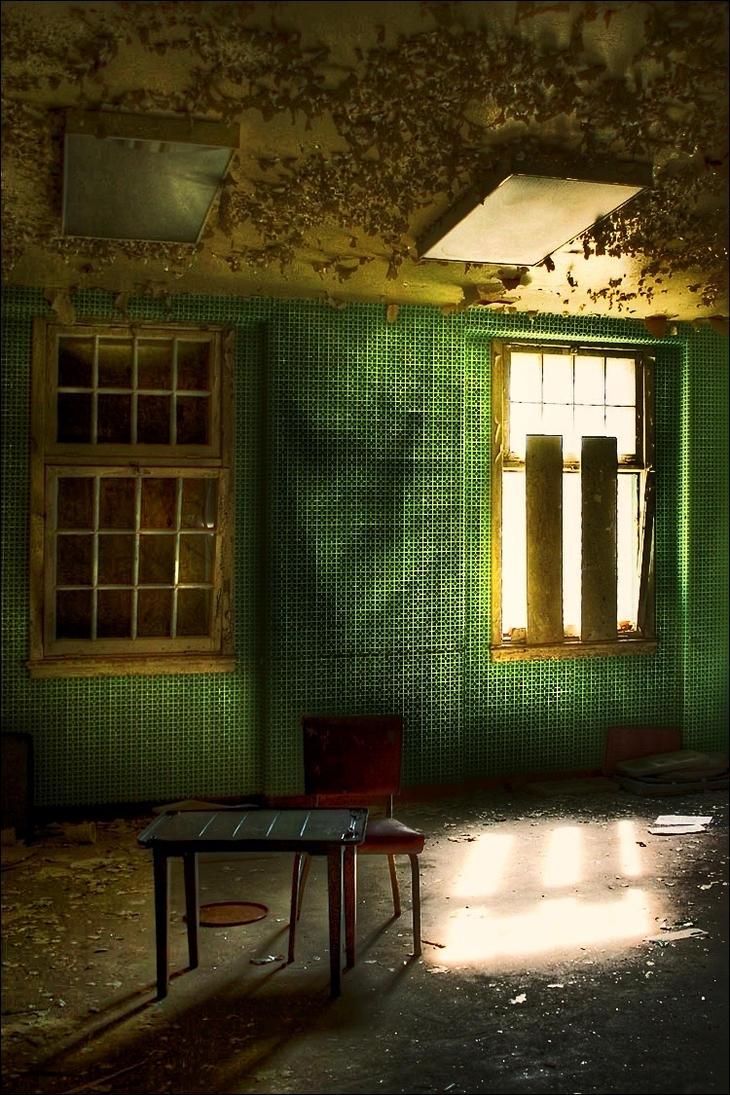 Abandoned Hopes HDR by evrengunturkun
