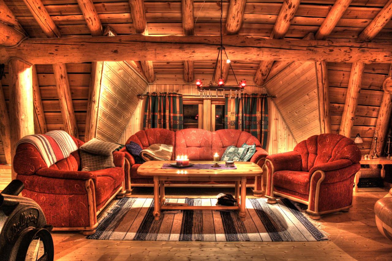 Cottage in Komagfjord HDR - Hytta i Komagfjord HDR by ...